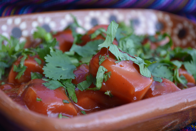 Botana De Salchicha Al Chipotle La Cocina Mexicana De Pily