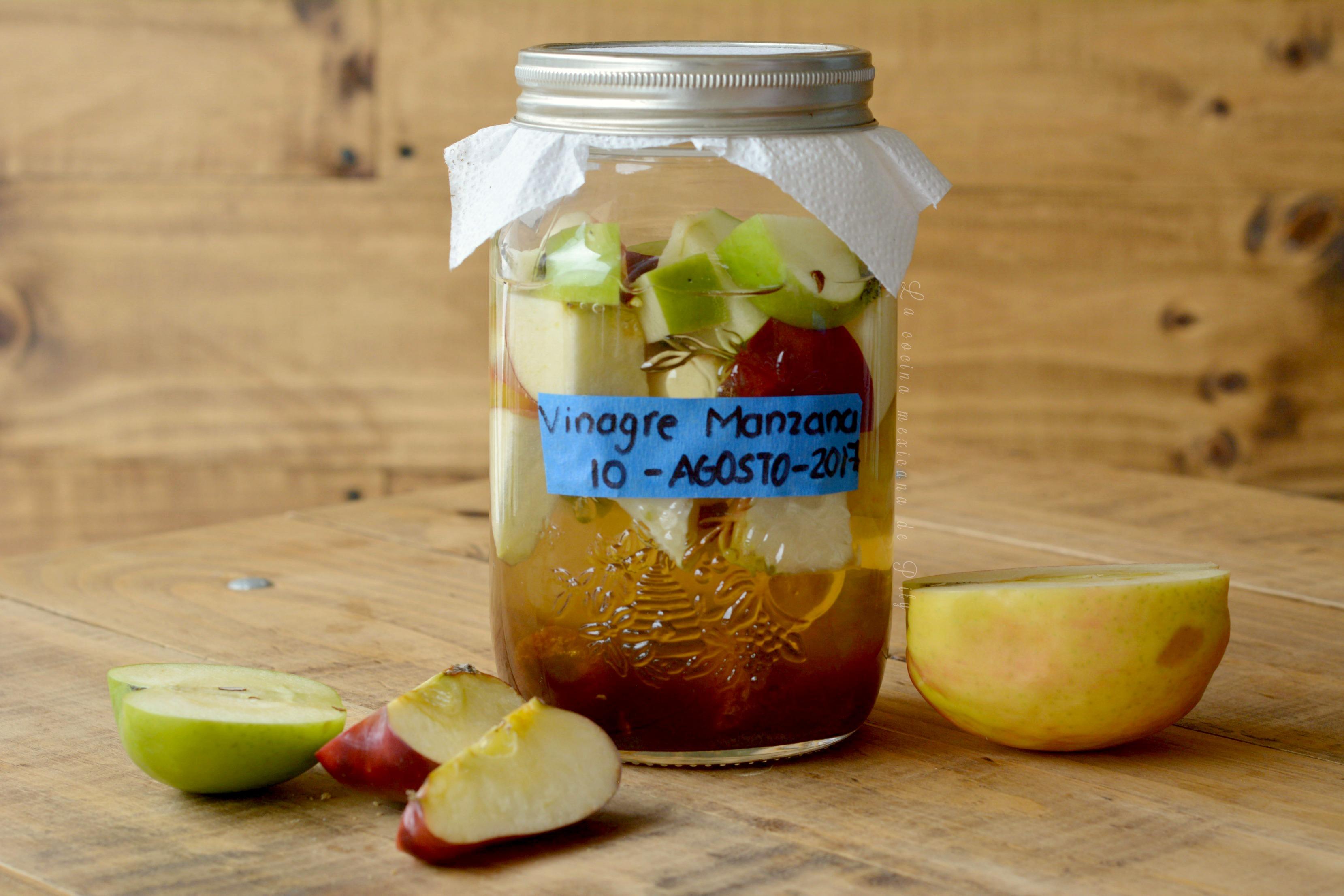 Cómo hacer vinagre de manzana en casa? Tutorial | La Cocina Mexicana ...